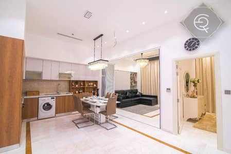 Furnished   1% Monthly   7 Years Payment Plan