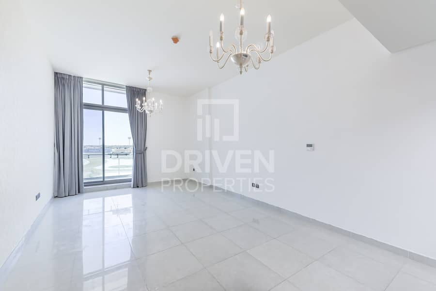 Lovely and Bright Apt | Partly Furnished