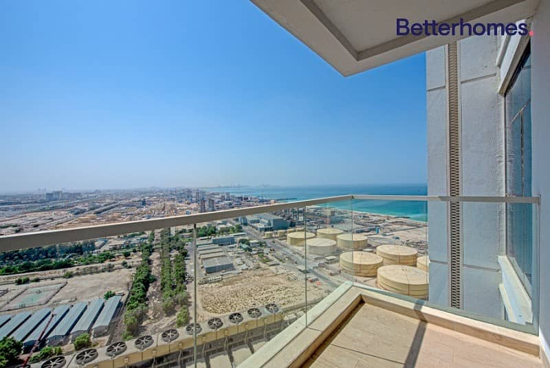 11 High Floor |Brand New | Partial Marina view