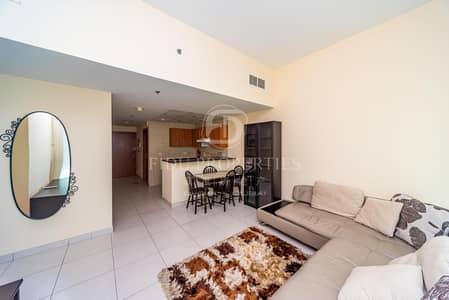 1 Bedroom Apartment for Rent in Dubai Marina, Dubai - Furnished | Spacious Bright 1BR | Marina View
