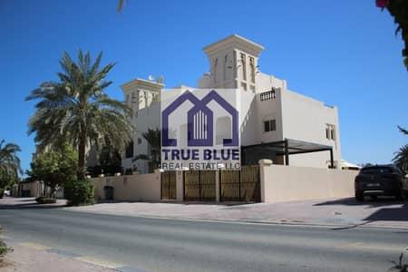 فیلا 4 غرف نوم للبيع في قرية الحمراء، رأس الخيمة - EXCLUSIVE GOLF COURSE VIEW CORNER DUPLEX VILLA
