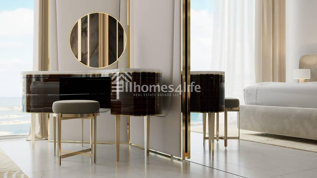 2 Branded by Elie Saab | Premium Sea Views