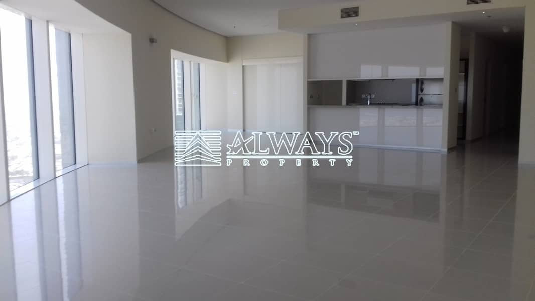 1 Month Free   4 Cheques   Sea View   2BHK SZR