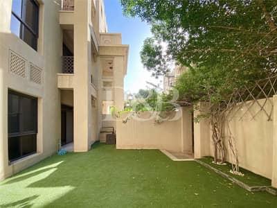 شقة 2 غرفة نوم للايجار في المدينة القديمة، دبي - Private Garden | Spacious | Chiller Free | 2 Bed