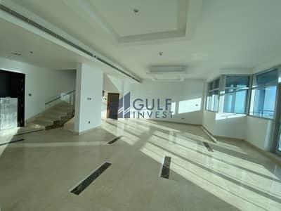 بنتهاوس 3 غرف نوم للايجار في دبي مارينا، دبي - Rare Duplex Penthouse