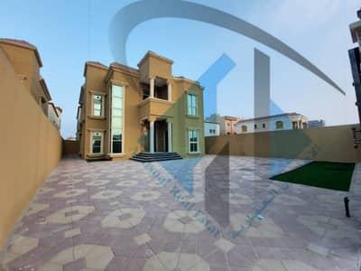 6 Bedroom Villa for Sale in Al Mowaihat, Ajman - 5BR Brand new \ Amazing Location \ Corner Villa