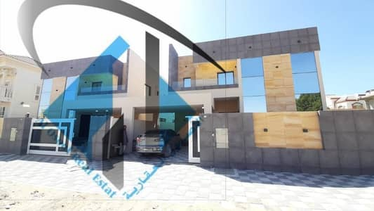 5 Bedroom Villa for Sale in Al Rawda, Ajman - for sale brand new villa with very good finishing in good price.