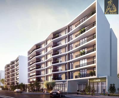 2 Bedroom Apartment for Sale in Aljada, Sharjah - Smart Home Unique Community 2 Bedroom Apartment