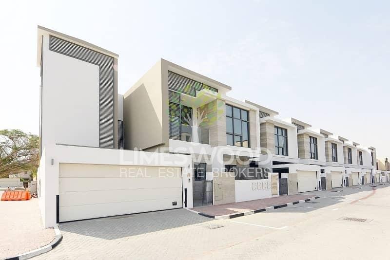 Brand new modern 3br villa in Al Wasl rd Al Badaa