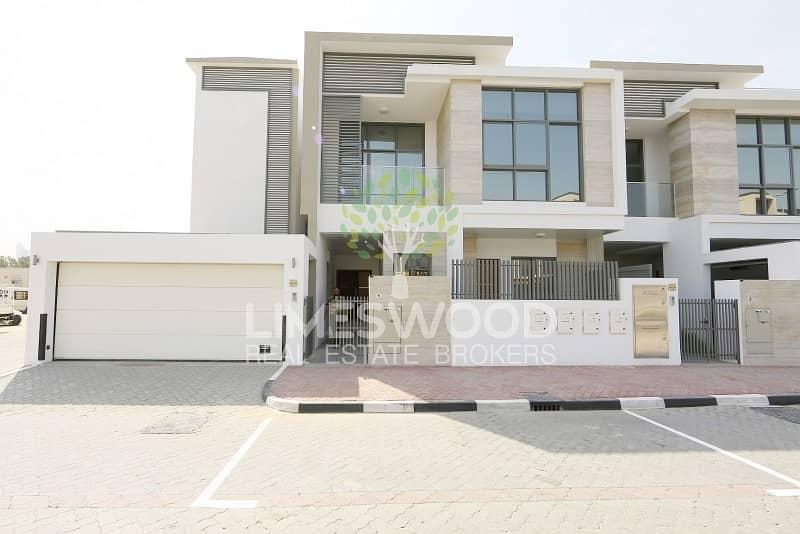 2 Brand new modern 3br villa in Al Wasl rd Al Badaa