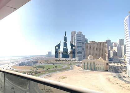 فلیٹ 3 غرف نوم للايجار في النهدة، الشارقة - شقة في برج صحارى 4 أبراج صحارى النهدة 3 غرف 65000 درهم - 4828037