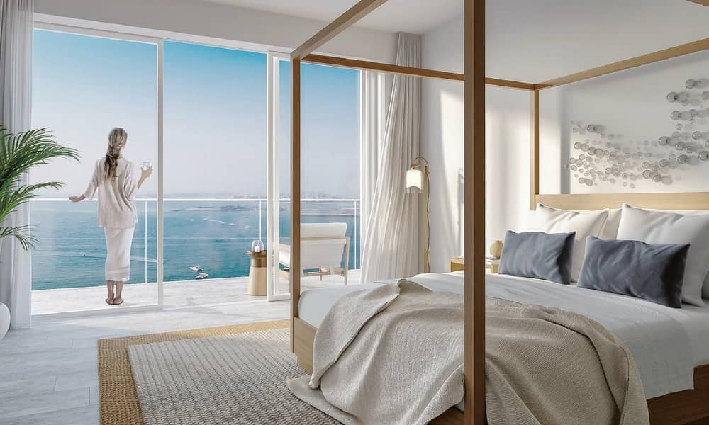 2 La Vie | Hot 4-BR Unit | High Floor | Full Sea View |