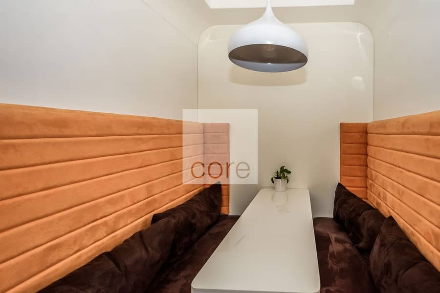 15 Combined Offices | Furnished | Partitioned