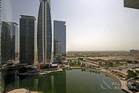 1 Bedroom Apartment for Rent in Jumeirah Lake Towers (JLT), Dubai - 1 Bedroom Apartment | Vacant | Mid floor