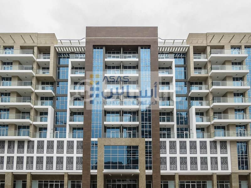 EXCLUSIVE OFFER FOR BRAND NEW ONE B/R FLAT WITH BALCONY IN AL SATWA BUILDING - DUBAI WITH ONE MONTH FREE + ONE PARKING