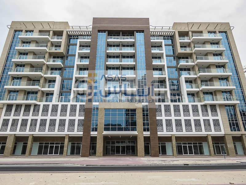 2 EXCLUSIVE OFFER FOR BRAND NEW ONE B/R FLAT WITH BALCONY IN AL SATWA BUILDING - DUBAI WITH ONE MONTH FREE + ONE PARKING