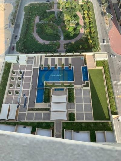 شقة 2 غرفة نوم للبيع في قرية جميرا الدائرية، دبي - Brand New with stunning view at lowest price 2br