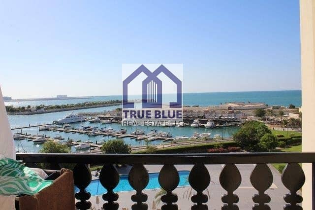 15 NEW LISTING: MARINA LARGE ONE BEDROOM SEA VIEW