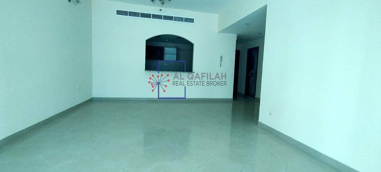 Well maintained  semi close Kitchen   balcony 