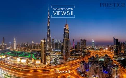 2 Bedroom Apartment for Sale in Downtown Dubai, Dubai - 2 Bed  Burj Khalifa    Downtown views