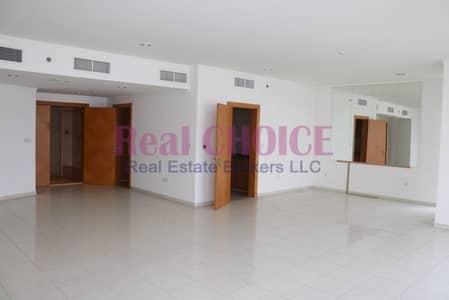 فلیٹ 3 غرف نوم للايجار في شارع الشيخ زايد، دبي - 3BR Fully Furnished Apartment Chiller Free on SZR