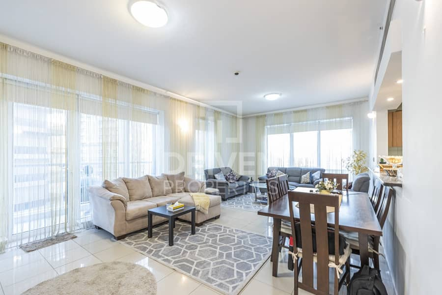 Furnished and Elegant | Golf Course View