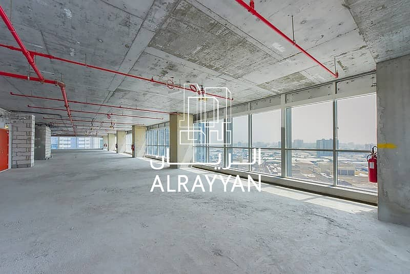 2 Modern and Fully Equipped  Offices | Direct from Developer