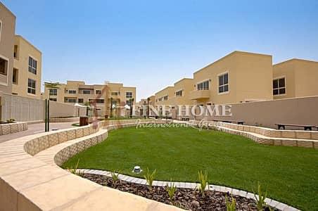 5 Bedroom Villa for Sale in Al Raha Gardens, Abu Dhabi - Perfect Home | 5BR Villa with Pool | Corner Lot