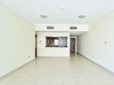 فلیٹ 2 غرفة نوم للايجار في وسط مدينة دبي، دبي - Unfurnished | With Balcony | Vacant Unit