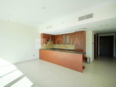 استوديو  للايجار في وسط مدينة دبي، دبي - Vacant | Studio w/ Balcony | Chiller Free