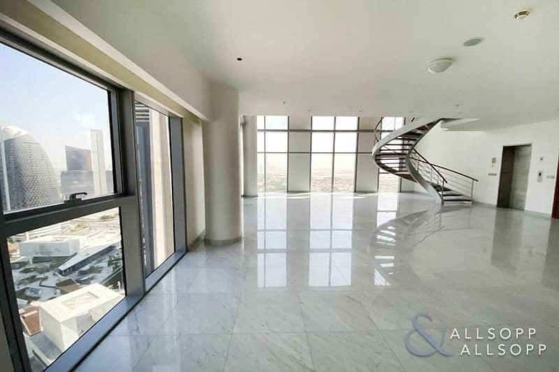 2 3 Beds | Zabeel and DIFC View | Elevator