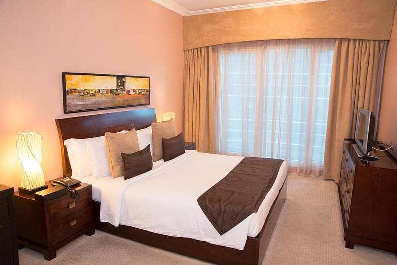 Chic and Fab Furnished One Bedroom in Al Barsha