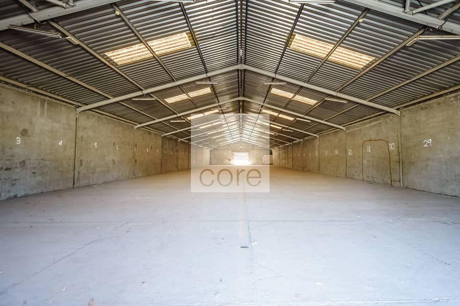 Spacious Warehouse | Excellent Location