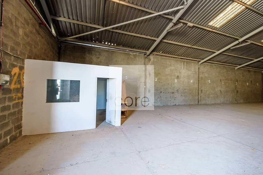 2 Spacious Warehouse | Excellent Location