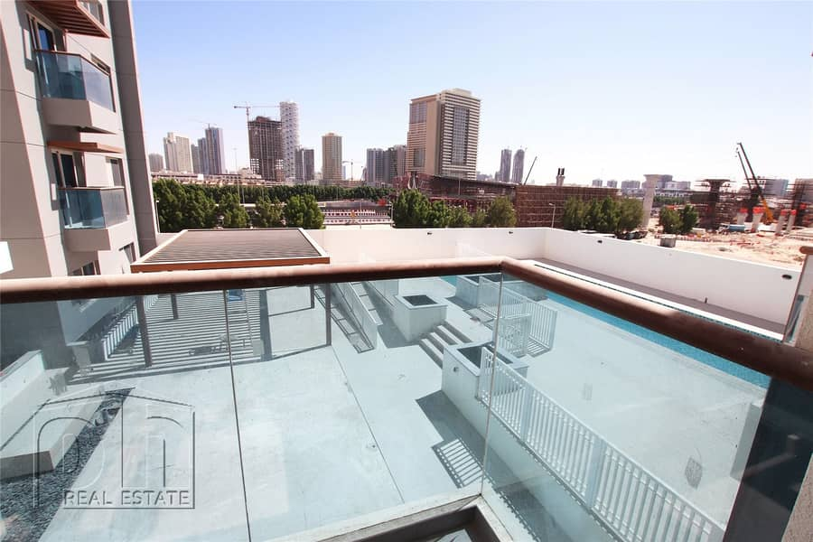2 13 Month Deal | Balcony | High End Finish