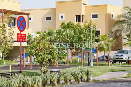 4 Bedroom Villa for Sale in Al Raha Gardens, Abu Dhabi - Spacious 4BHK in Qattouf with Private Garden