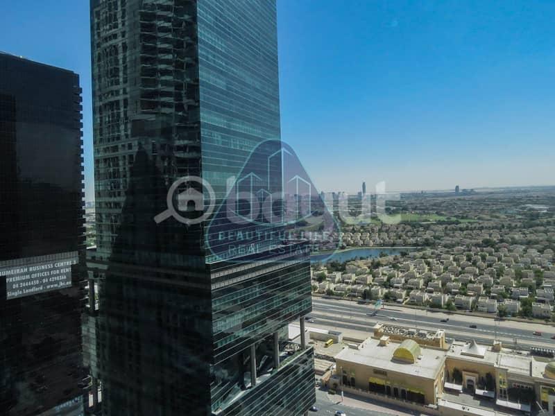 17 Hot Deal | Spacious 1 Bhk | High floor | Meadows View