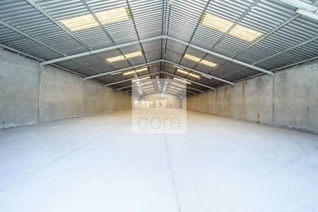 Huge Warehouse | High Capacity Power Load