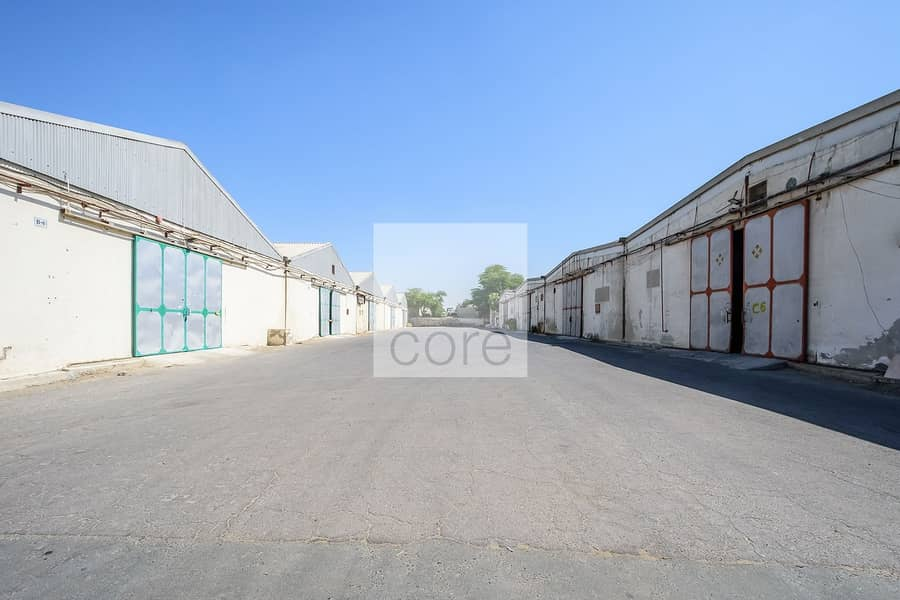 10 Huge Warehouse | High Capacity Power Load