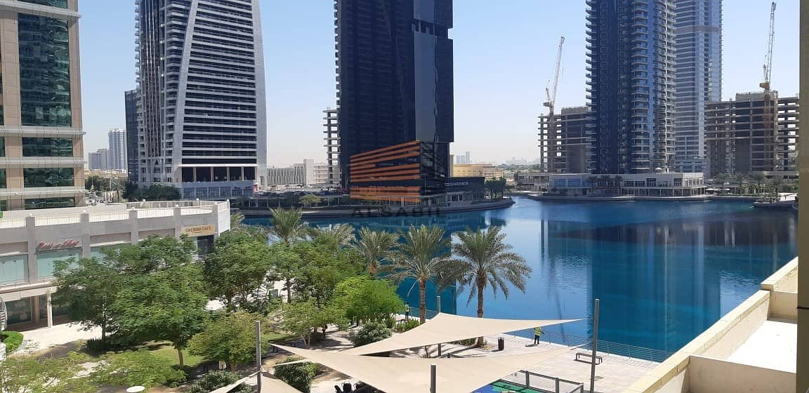 21 one bedroom in jlt cluster D near metro and tram