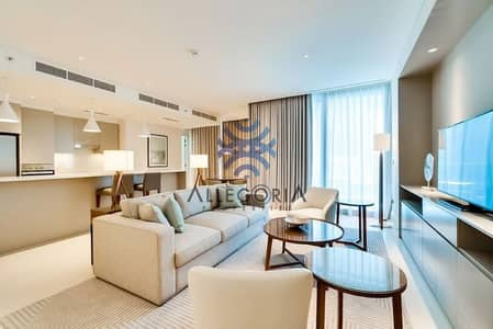 2 Bedroom Apartment for Rent in Downtown Dubai, Dubai - Luxury  Furnished  2 Beds  With Amazing Views