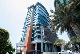 شقة في مجمع البستان الامان 1 غرف 65000 درهم - 4501807