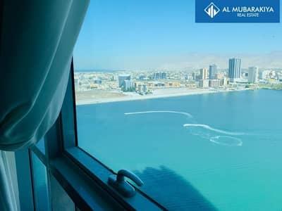 فلیٹ 1 غرفة نوم للايجار في جلفار، رأس الخيمة - Ultimate Seafront Lifestyle-1BR with big balcony