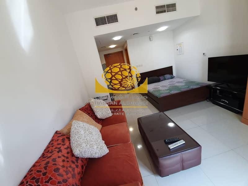 2 Exclusive-Well Maintained-Furnished On High Floor