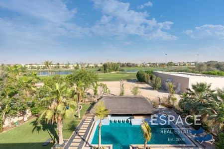 5 Bedroom Villa for Sale in The Lakes, Dubai - Custom Built Hattan | With 16100 Sq Plot