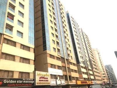 1 Bedroom Apartment for Rent in Garden City, Ajman - 1 Bedroom Hall AED 14,000 close kitchen in Garden City