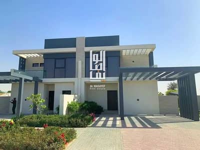 3 Bedroom Villa for Sale in DAMAC Hills (Akoya by DAMAC), Dubai - Now Enjoy Evrey Day Green Morning - easy Installment - Amazing Villa - Hug Community