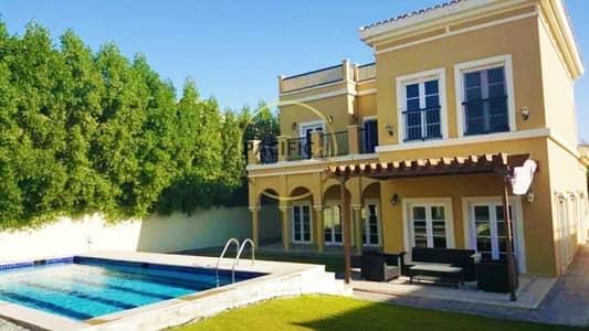 4 Bedroom Villa for Sale in The Villa, Dubai - %bed Villa Large Gaden & Outdoor sitting area