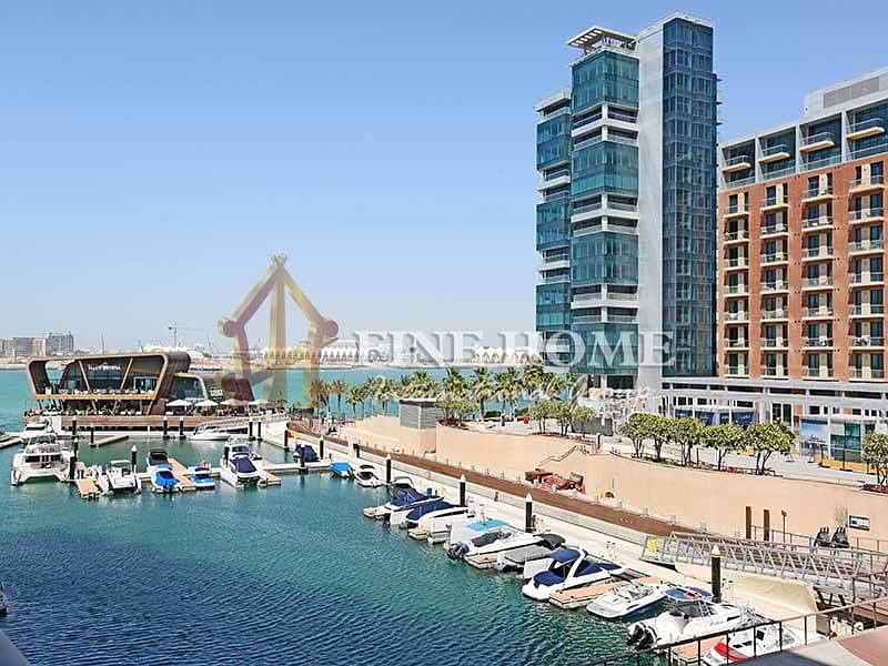 2 1BR - Type B in Naseem A with large balcony!!