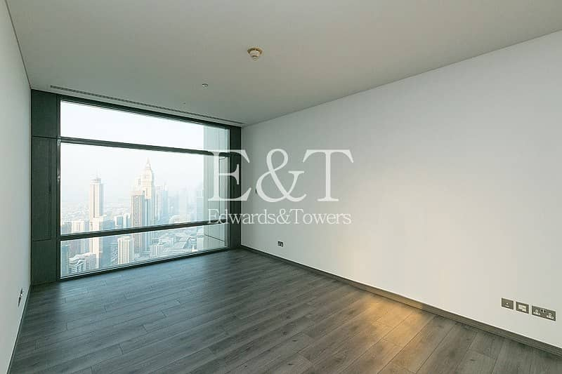 26 Upgraded Apt | Large Terrace | DIFC and Sea views